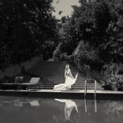 Tyler Shields, 'Marilyn's Pool', ca. 2019