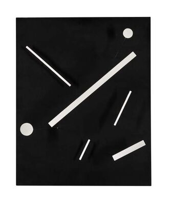 Jean Tinguely, 'Meta-Malevich', 1954
