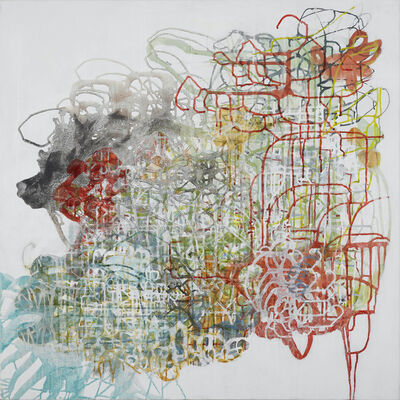 Barbara Fisher, 'Outflow', 2020
