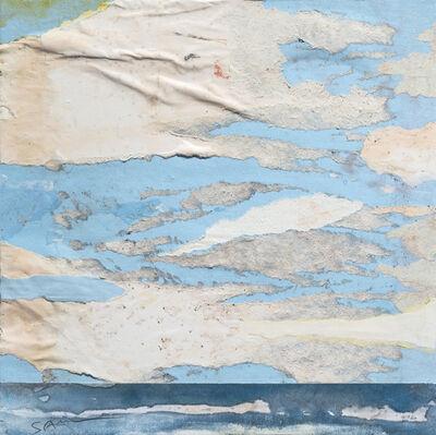 Gottfried Salzmann, 'Nuages vagues', 2019