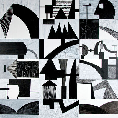Tom Stanley, 'Sketches (#2)', 2011