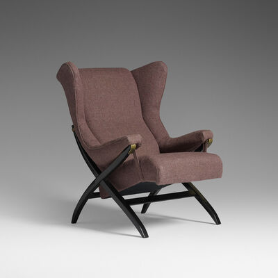 Franco Albini, 'Fiorenza lounge chair', 1952