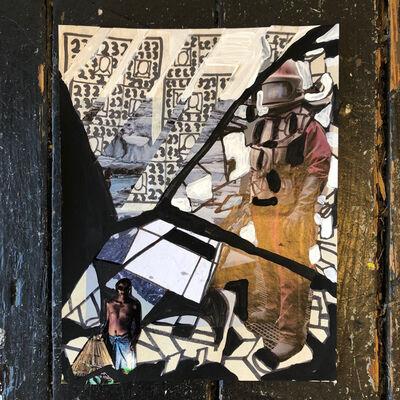 Marlon Forrester, '23 - 11, Spaceman23', 2018