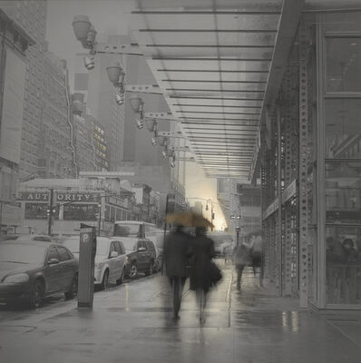 Alexey Titarenko, 'Couple with Umbrella, New York', 2014
