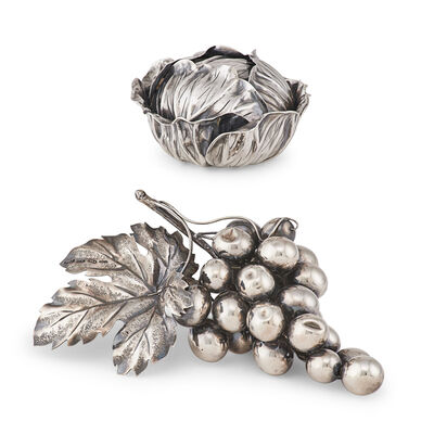 Buccellati, 'Buccellati Sterling Silver Accessories', 20th c.