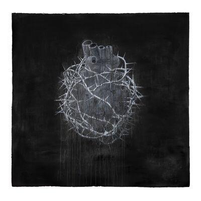 Ahn Chang Hong, 'Heart of the Artist', 2018