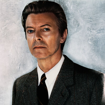 Markus Klinko, 'Bowie', ca. 2015