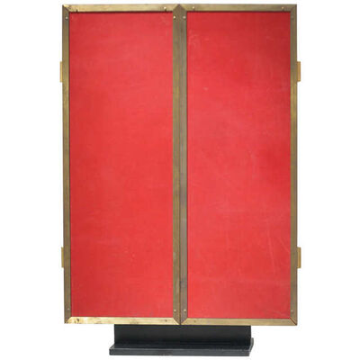 Paul Dupré-Lafon, 'Triptych table mirror', ca. 1950