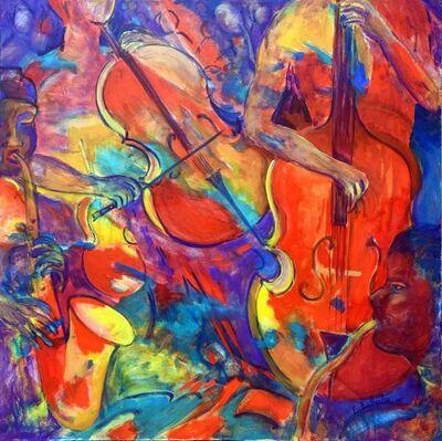 Evelyne Ballestra, 'Instrumental', 2016
