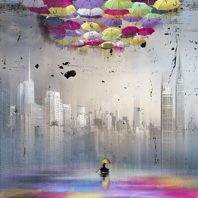 Marie-Laure Vareilles aka Maïlo, 'Colorer le Monde: Manhattan / Color The World: Manhattan', 2018