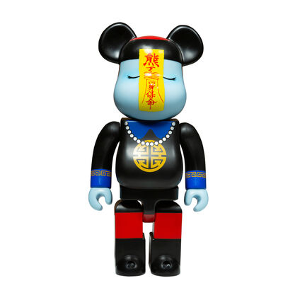 "BE@RBRICK, 'Bearbrick x Medicom Toy ""Jiang Shi"" 400%', 2019"