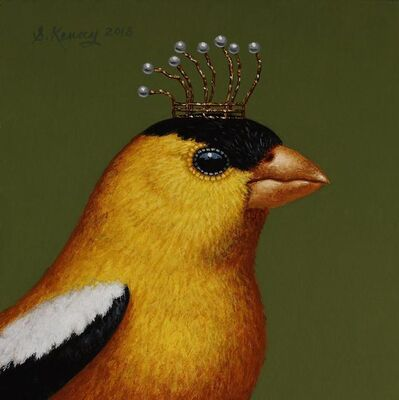 Steven Kenny, 'Royal Goldfinch', 2018