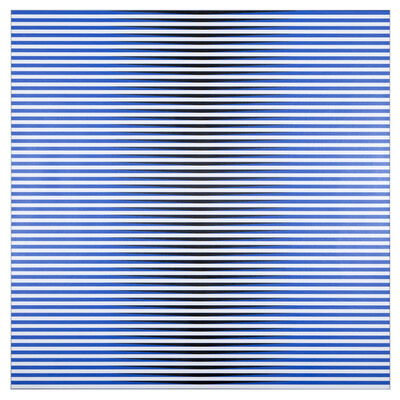 Carlos Cruz-Diez, 'Induction du Jaune', 2010