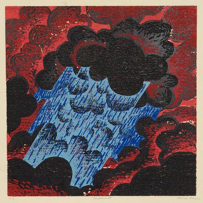 Louisa Chase, 'Cloudburst', 1982
