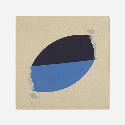 Ernest Trova, 'Untitled (Blue)'