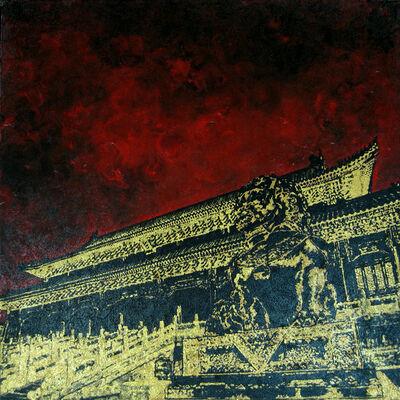 Jin Yong Jeong, 'Majesty-chaosmos 11-1', 2011