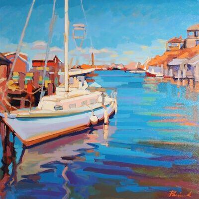Nick Paciorek, 'Morning Docking'