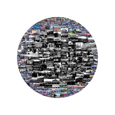 Josh Begley, 'Information of Note', 2014