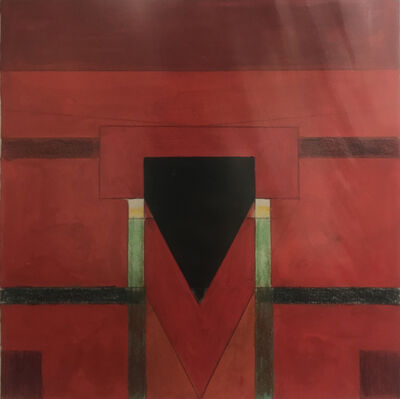 Fanny Sanin, 'Study for a Painting 3 (3)', 2007