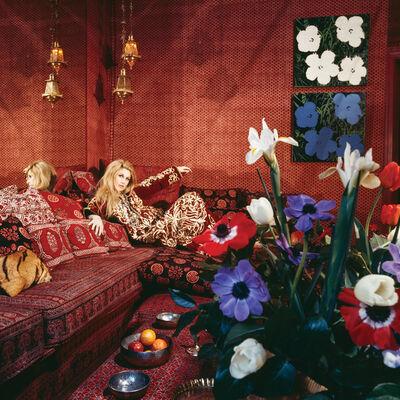 Horst P. Horst, 'Around That Time - Jane Holzer', 1969