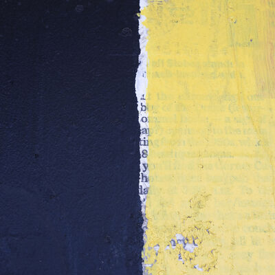 Chris Shepherd, 'Hoarding Poster Layers', 2020