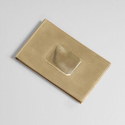 Cartier, 'Gold notepad case', c. 1975