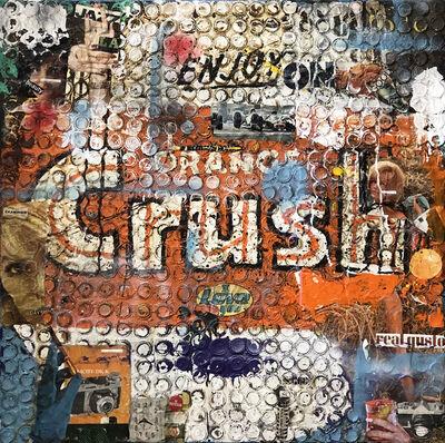 Greg Miller, 'Orange Crush', 2020