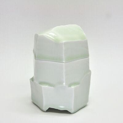 Sebastian Scheid, 'porcelain box', 2019