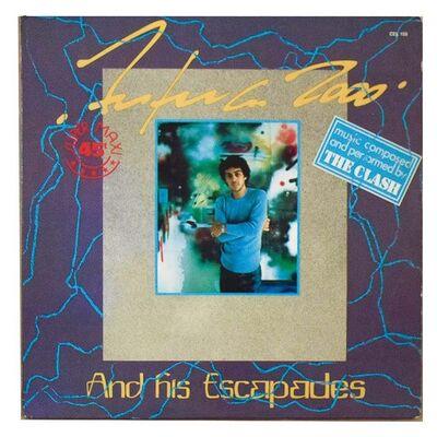 Futura, 'FUTURA 2000 AND HIS ESCAPADES (Record)', 1982