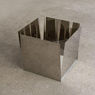 Johannes Wohnseifer, 'Open Cube', 2005