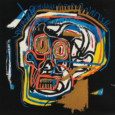 Jean-Michel Basquiat, 'Head, from Portfolio I', 1983/2001