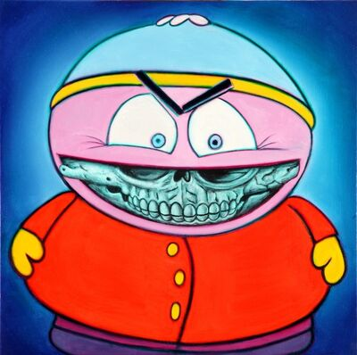 Ron English, 'Cartman Grin', 2016