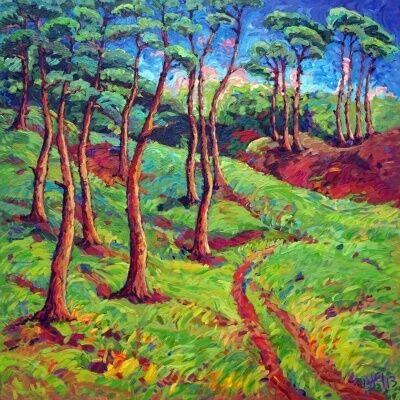 Ute Hagen, 'El Bosque de los Pinos'