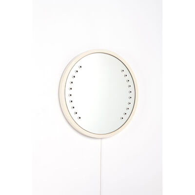 Gino Sarfatti, 'Model 51/B, Mirror - Wall lamp'