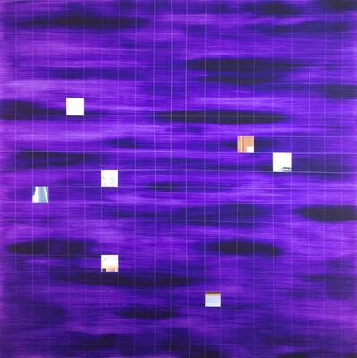 Tom Henderson, 'Club of squares', 2017