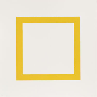 Steven Aalders, 'Place (Yellow)', 2013