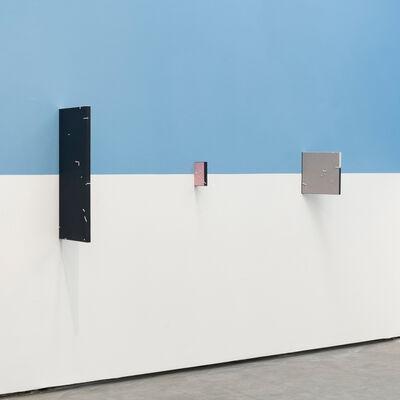 Rodrigo Cass, 'Espiritual–Vivente–Respira [Vazio Concreto] [Entremos Mais Adentro na Espessura] [Contínua e Insistente]', 2018