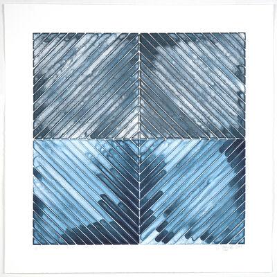 Jonathan K Higgins, ' Perpendicular System #2', 2019
