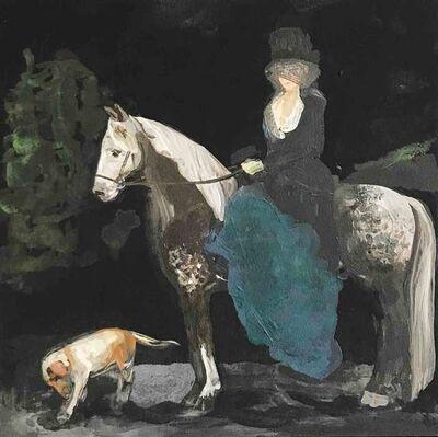 Suzy Spence, 'Dappled Widow', 2017