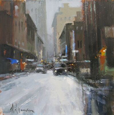 Peter Wileman, 'New York Snow', 2018
