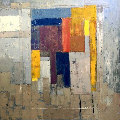 Nélio Saltão, 'False Geometry I', 2019