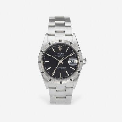 Rolex, 'Oyster Perpetual Date wristwatch, model 15210', 1999