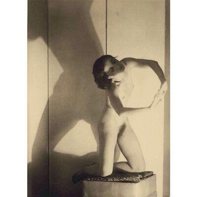 Frantisek Drtikol, 'Nude Study', ca. 1920