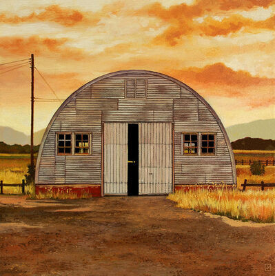 Jessica Hess, 'Country Quonset', 2015