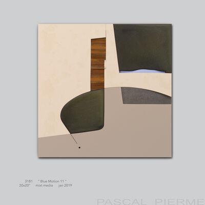 Pascal Pierme, 'Blue Motion 11', 2019