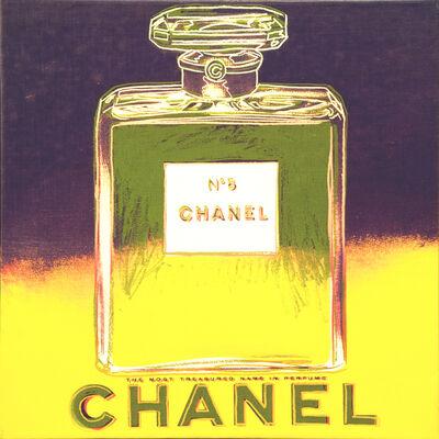 Andy Warhol, 'Ads-Chanel', 1985