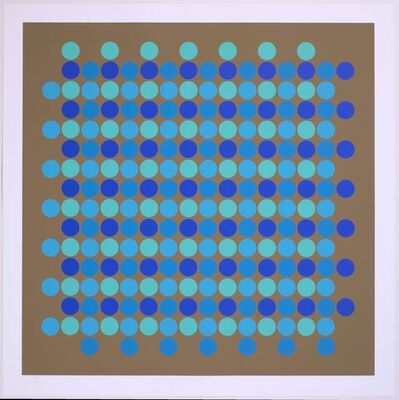 Almir Mavignier, 'untitled', 1973
