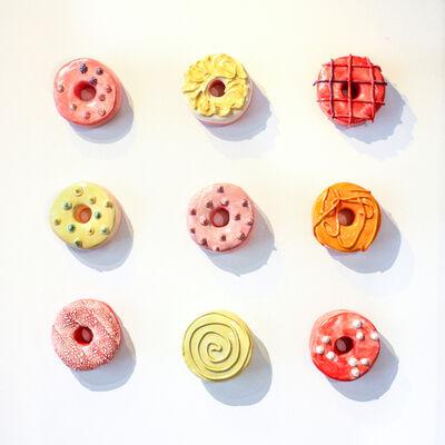Liv Antonecchia, 'Sun Donut Set'