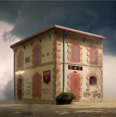 Helmut Grill, 'Hotel Kepos', 2008