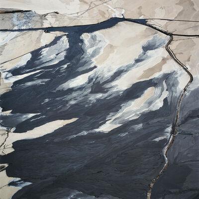 David Maisel, 'Desolation Desert, Tailings Pond 2, Minera Centinela Copper Mine, Antofagasta Region, Atacama Desert, Chile', 2018